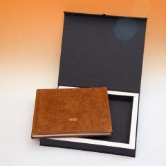 קופסא אריזה לספר מתנה