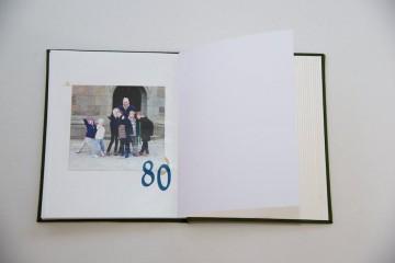 ספר ברכות ליום הולדת 80
