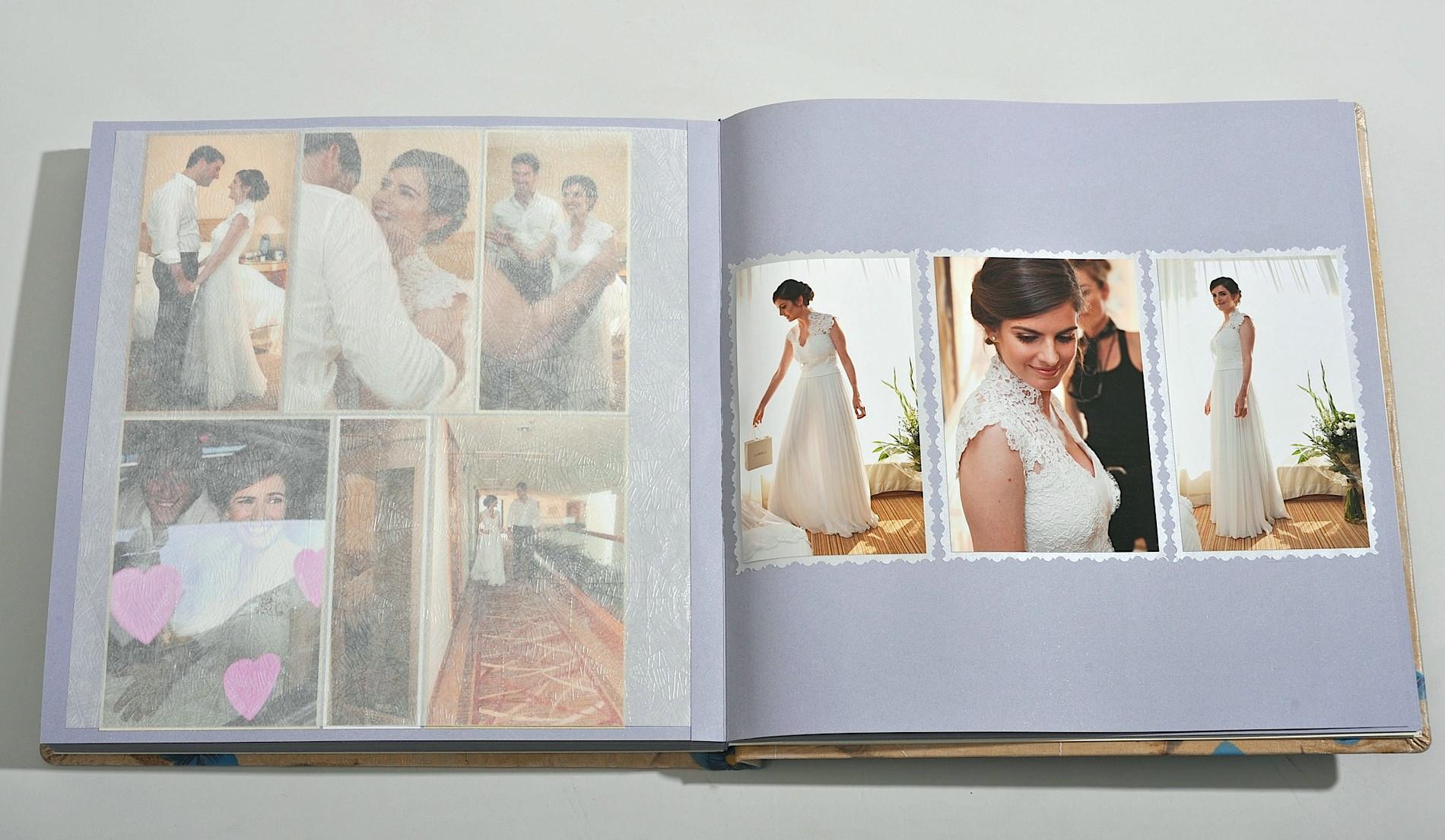 ליעד מאיר גיא צדר, חתונה מהסרטים