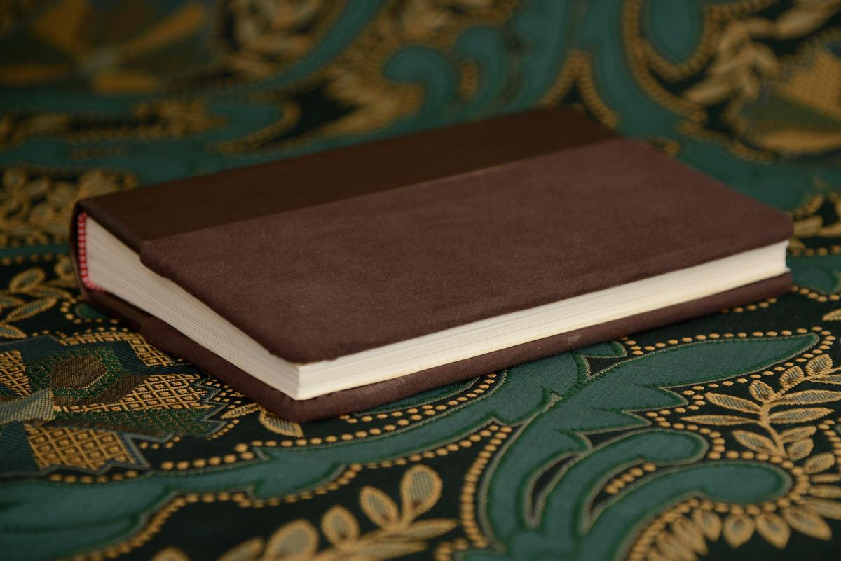 journal, diary סיפרון אישי