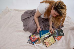 ספר אינטראקטיבי לא לוקח מקום וקל לקריאה
