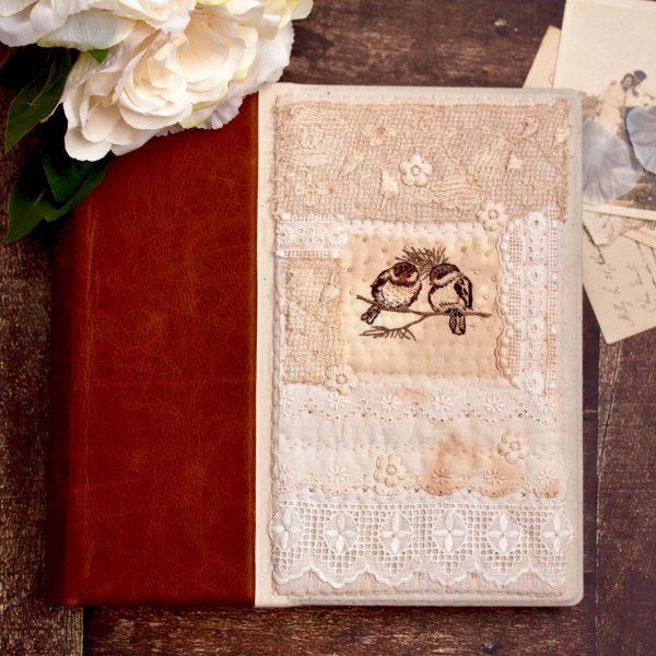 אלבום חתונה תחרה בחזית ובגב