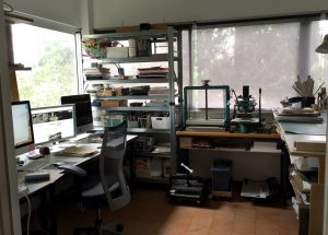 הסטודיו, הכריכייה שלי נקייה ומסודרת