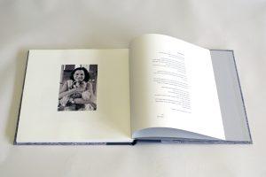 עמוד ראשון בספר דברים שכתב דויד אסיא