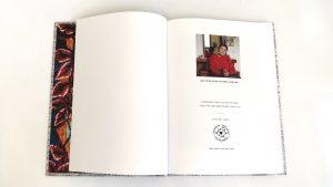 ספר שמספר על עליתה ארצה ב-1947 דרך מחנה העצורים בקפריסין וההתאקלמות בארץ בחיפה והקורות את המשפחה ב70 שנה הבאות
