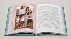 סיפור אישי שכתוב לילדים ולמשפחה חושף אישה חזקה ומרשימה