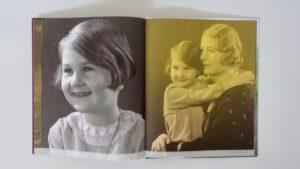 חוה בילדותה בגרמניה
