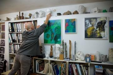 ג׳ון בייל, צייר ואמן