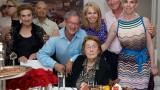 ג׳ולי, אלמנתו של יוסי הראל בת 90