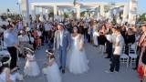 חתונה מלאה שימחה של נעמי ורוב